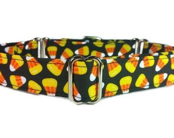 Candy Corn Dog Collar | Cat Collar