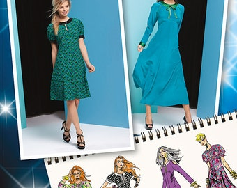 Simplicity Sewing Pattern 1585 Misses' Dress Project Runway Collection