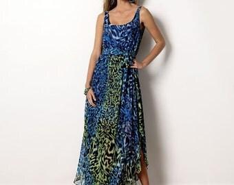 Butterick Pattern B6021 Misses' Dress and Belt
