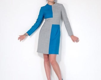 McCall's Pattern M7089 Misses' Fit Pattern/Dresses