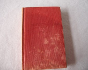Everyman's Library American Short Stories of the Nineteeth Century Published by J.M.Dent - 1930 Vintage Book