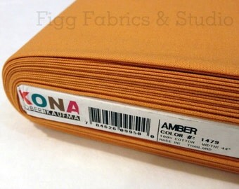 KONA Cotton in Amber (Color 1479)