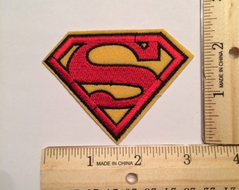 One Superman Patch