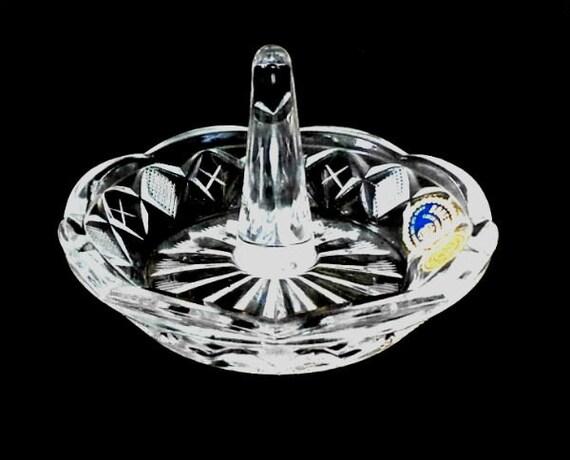 Vintage Ring Holder Dish