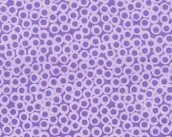 Purple Tone on Tone Circles,                  Tweet  Fabri-Quilt #112-28261