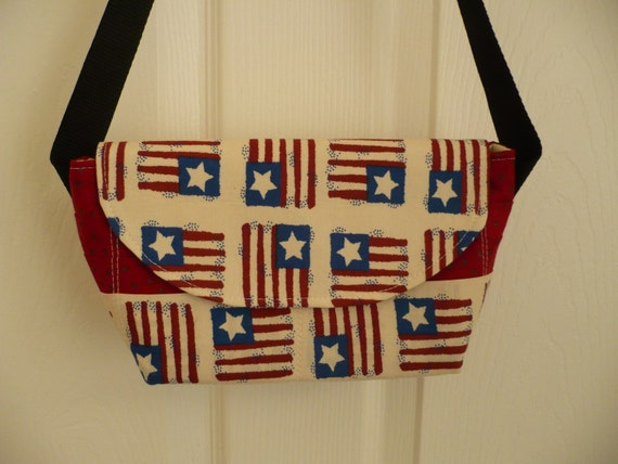 Stars & Stripes Waist Pouch