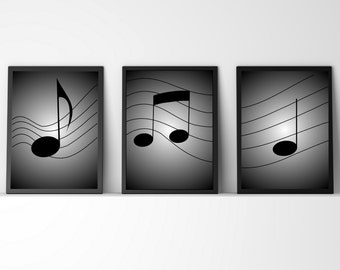 Music Wall Art Instant Download Printable