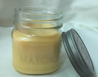 Lavender Peach 100% Soy Candle