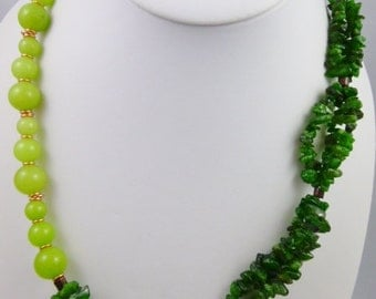 Diopside Dream Necklace