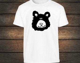 Fuzzy Bear T-shirt