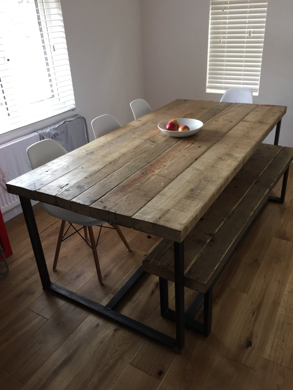 Reclaimed Wood Dining Table Nz Home Design