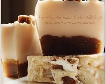Warm Vanilla Sugar Soap
