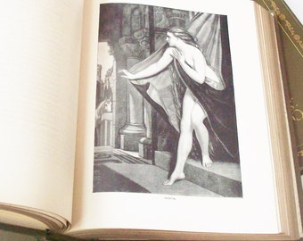 3 Volumes /  Character Sketches / Hess Publishing / 1892 / Cobham Brewer / Trove of Glorious Illustrations.
