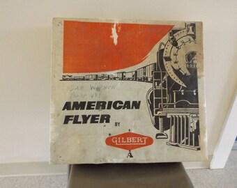 Vintage AMERICAN FLYER Electric Train Set Model 20175, Vintage Toy, Kids