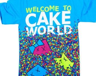 Cakeworld Tshirt