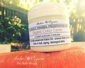 Organic Crazy Carrot Complexion Cream - For Face & Neck.