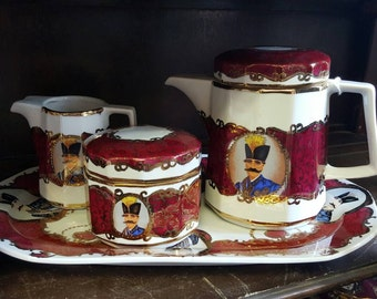 Persian Tea Service