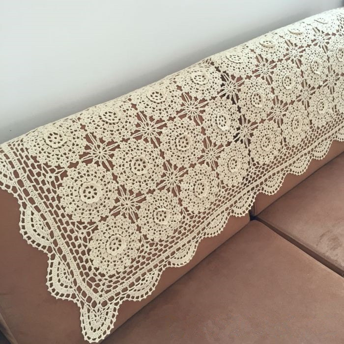 Crochet Sofa Covers Designs Brokeasshome Com