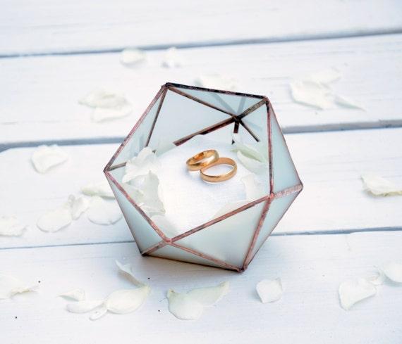 hochzeit ring halter hochzeit ring box ge tzten glas. Black Bedroom Furniture Sets. Home Design Ideas