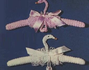 CROCHET HANGER PATTERN Baby Hanger Pattern Baby Shower Favor Crochet Hangers Pattern Instant Download
