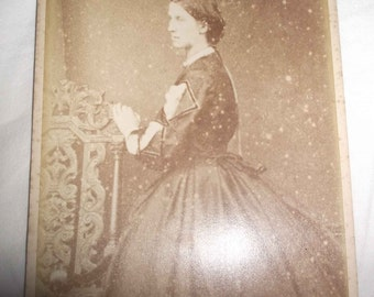 Vintage Photo of a Lady..