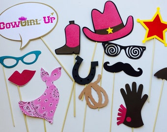Cowboy/Cowgirl Photo Props