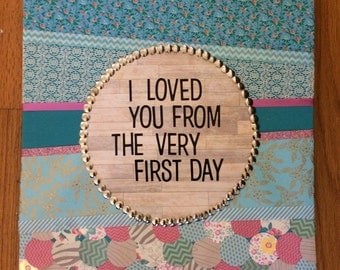 I Loved You From The Very First Day