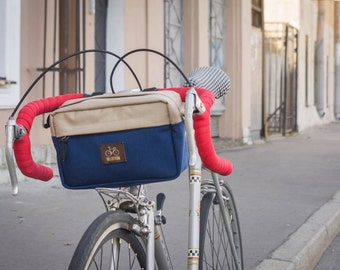 Bike bag | Handlebar bag 'Big Eddy'