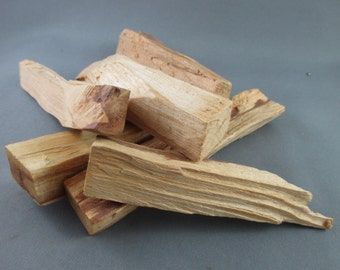Palo Santo Smudge Sticks -  Holy Wood, Energy Cleansing, Smudging Stick, Chakra Clearing, Aura Clearing, Healing Crystals & Stones T189