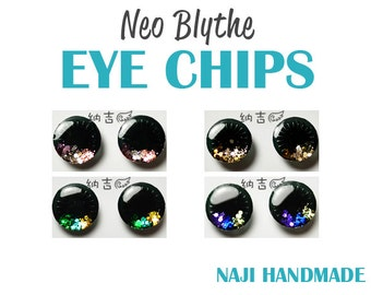 Blythe eye chips brilliant super full pupil shinning - [NAJI810 HANDMADE]