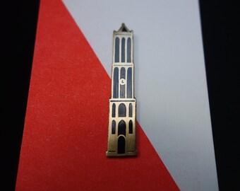 Utrecht Domtoren enamel pin