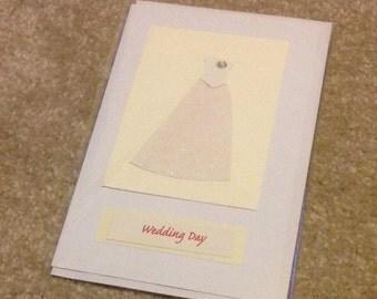 Wedding Card- Blank