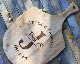 Custom Engraved Pizza Peel