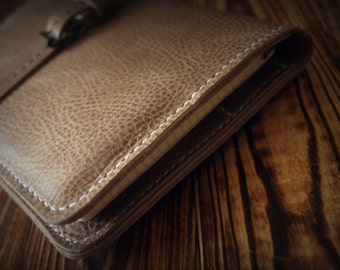 Leather iPad Air Case hand stitched Leather Portfolio, Extra Large Moleskine notebooks Cover Sleeve, All in one design from CPS