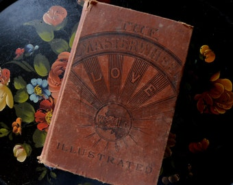 SALE!!! Was 18 now 12! 1906 - Masterwheel of Love or Power of Love by George A. Lofton