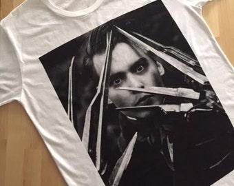 Johnny Depp Rock Fashion Pop T-shirt L