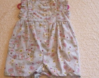 Baby girls Play Suit. KK792
