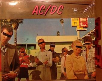 AC/DC, Dirty Deeds Done Dirt Cheap SD 16033 Super Clean Sleeve Still In Shrink. Great CopyOf a Bon Scott Classic.