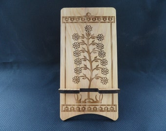 Tablet - Kindle Stand - Tree of Knowledge