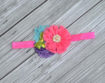 Bright and Beautiful Headband