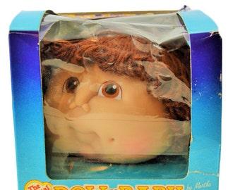 The Original Baby Doll, Doll Head