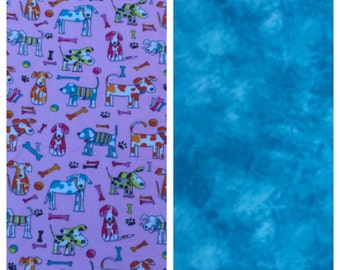 Fleece Dog Blanket(D85)