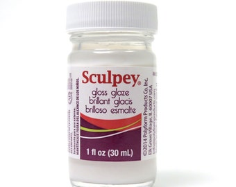 Sculpey Gloss Glaze 30ml