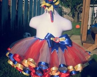 Snow white Tutu set, snow white tutu outfits,Ribbon tutu