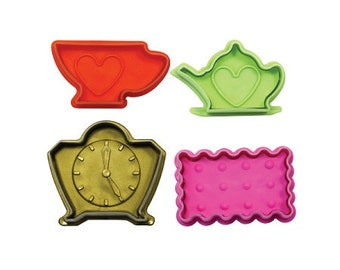 "PLUNGER CUTTER SET ""Tea Time"""