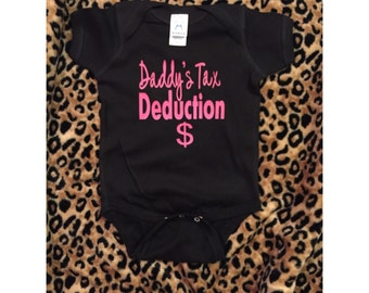 Daddy's tax deduction
