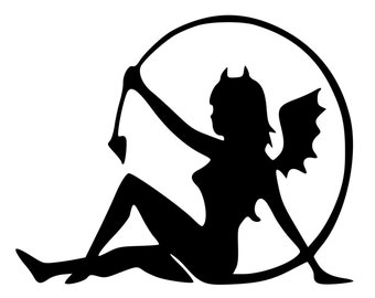 Devil Tail Etsy
