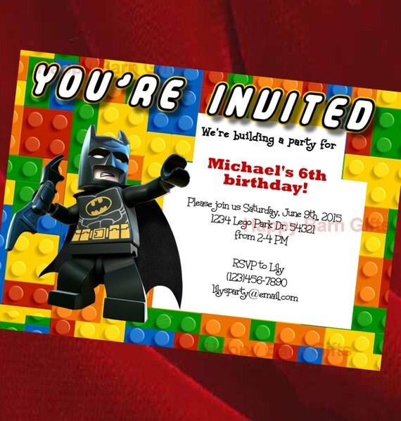 Star Wars Personalized Birthday Invitations with good invitation design