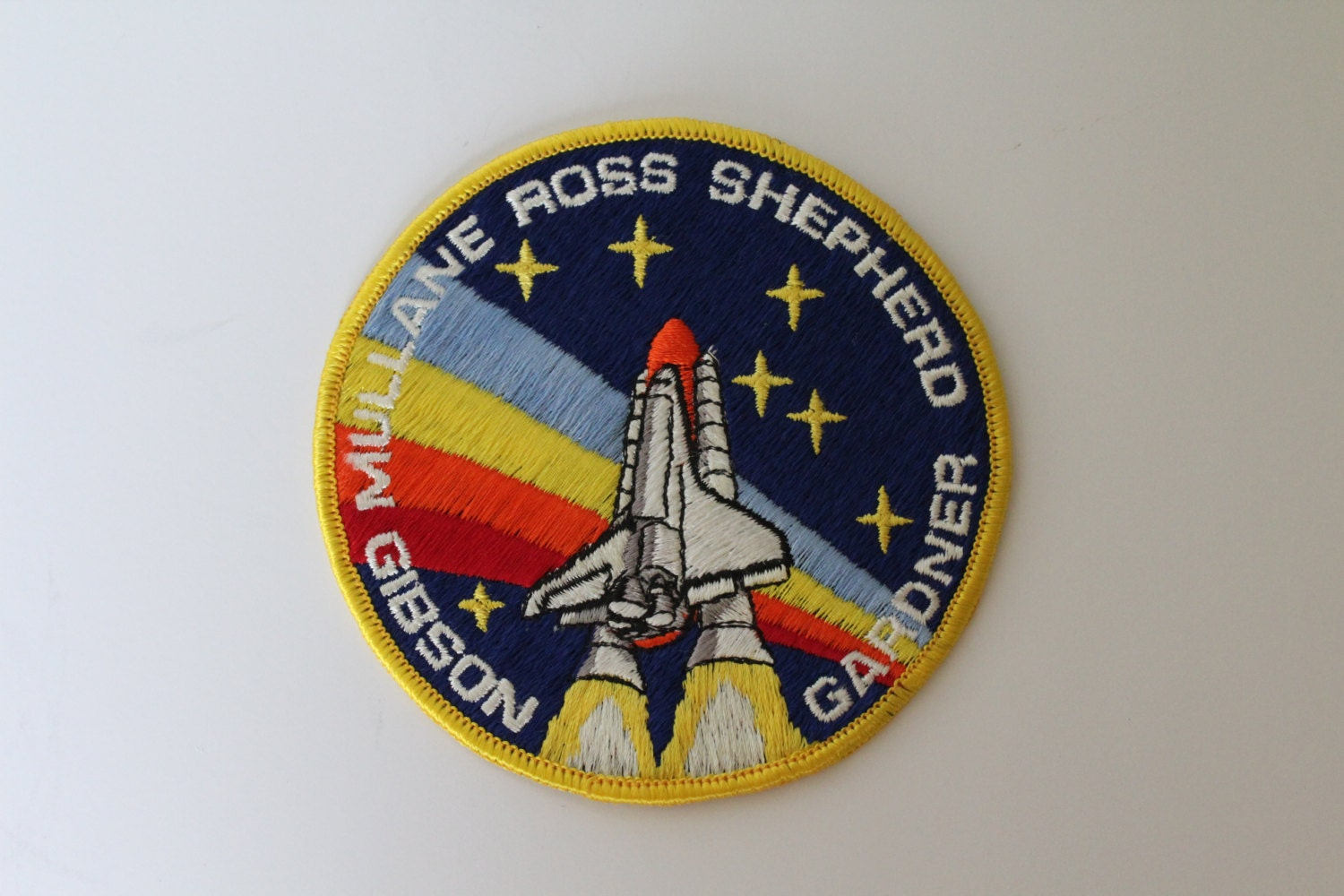 mission space patch 1984 - photo #39