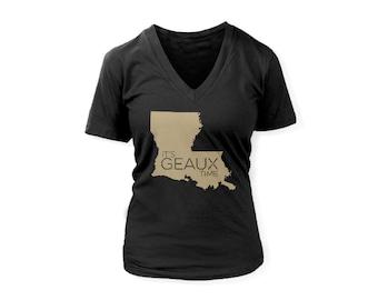 Women's Football Season TShirt | New Orleans Saints Football Shirt | Favorite Team TShirt | Sunday Shirt